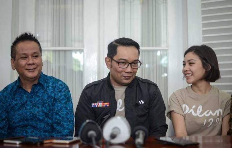 Terinspirasi dari Film, Gubernur Ridwan Kamil Mau Buat Taman Dilan