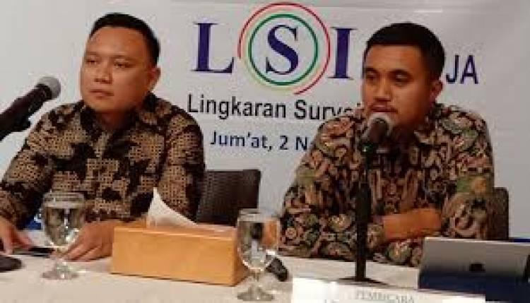 LSI: PDIP Unggul, Disusul Gerindra dan Golkar