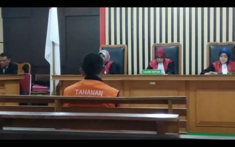Pelaku Pencabulan Anak di Bawah Umur Dihukum 8 Tahun Penjara