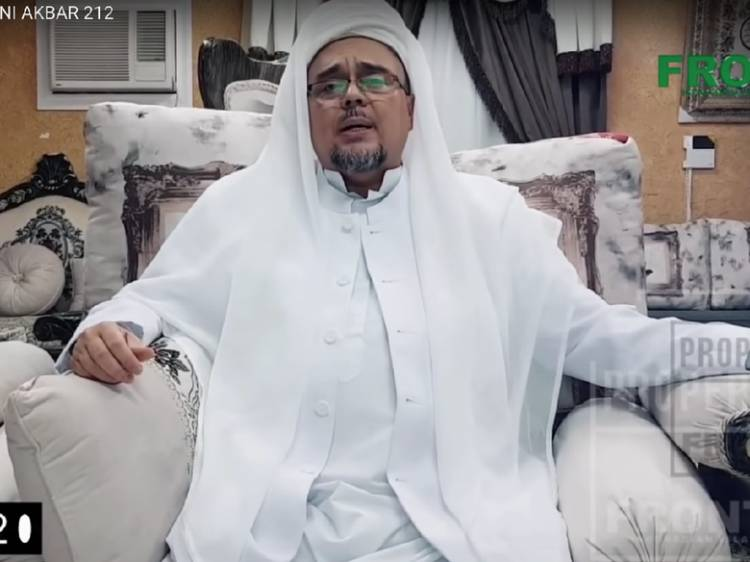 Dituding Habib Rizieq Soal Hukum Suka-suka, Begini Kata Polri...