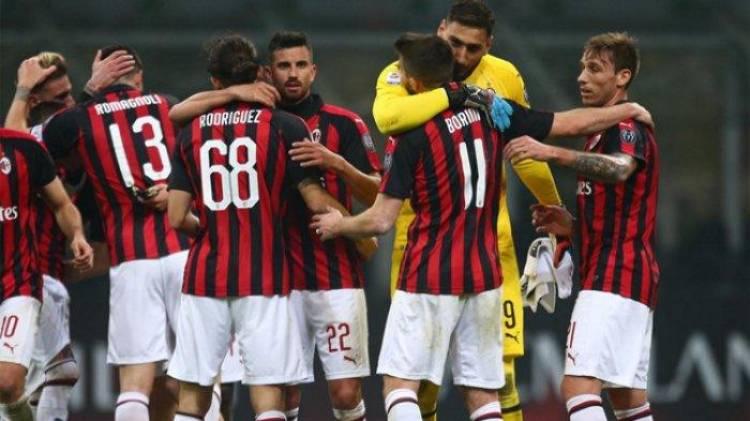 Milan Tekuk Empoli Tiga Gol Tanpa Balas