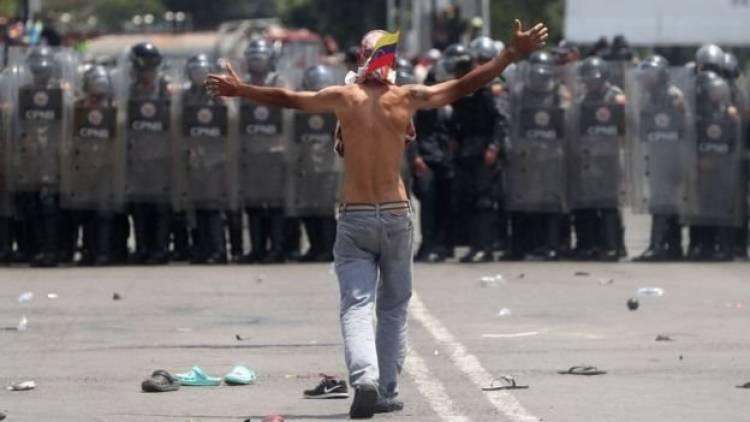 Cerita Tentara Venezuela yang Membelot dari Maduro