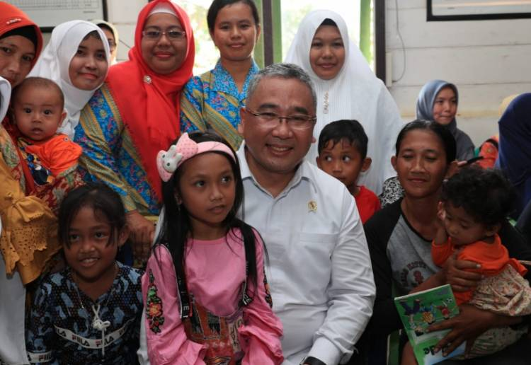 Kemana Dana Desa? Menteri Desa: Pedalaman Bengkulu Butuh Pembangunan Infrastruktur