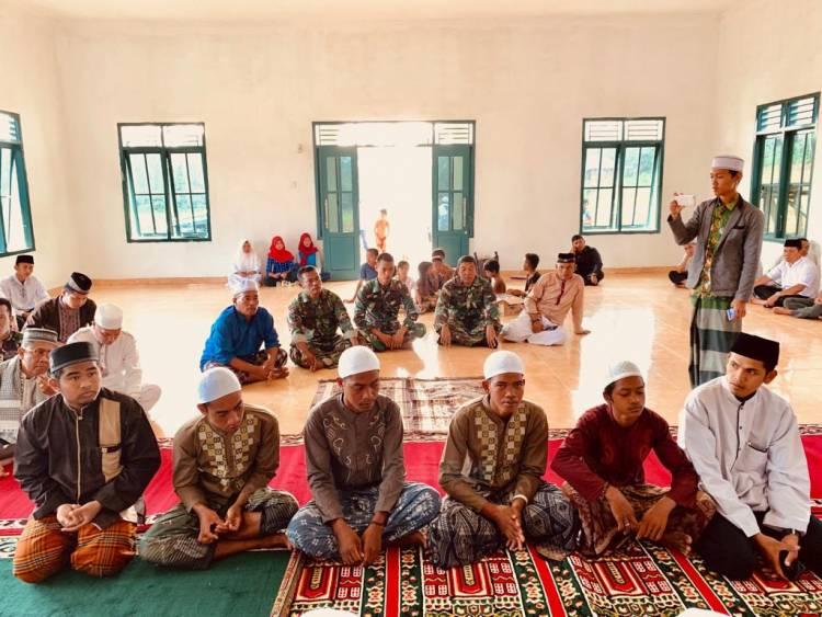 Empat Orang SAD Air Hitam Sarolangun Jambi Masuk Islam
