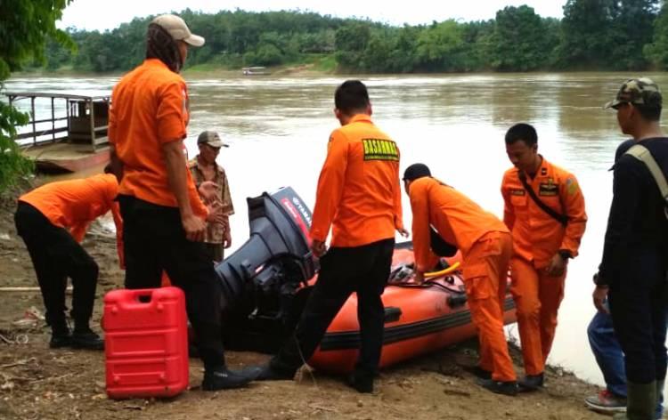 Korban Tenggelam Sungai di Jambi 14 Orang