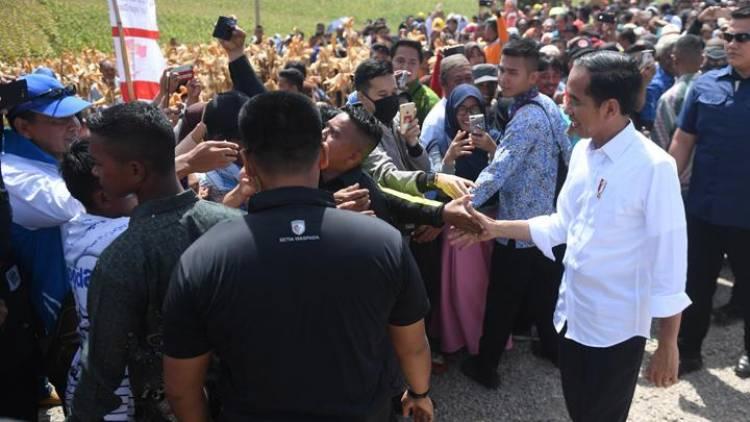 Jokowi Sebut 70 Juta Tanah Milik Belum Bersertifikat