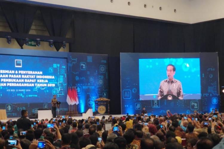 Jokowi: Waktu 'Booming' Komoditas Harga Tinggi, Semua Senang, Tapi Lupa Dorong Industrialisasi