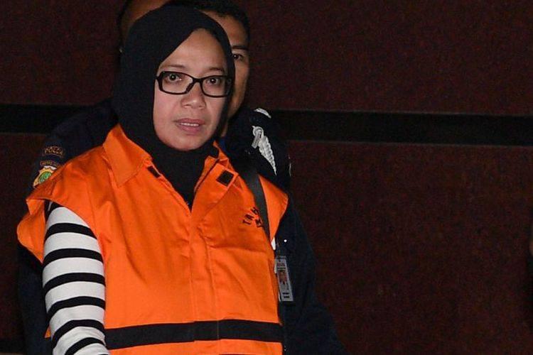 Eni Divonis, KPK: Kami Menerima Putusan Hakim Sudah Penuhi Rasa Keadilan