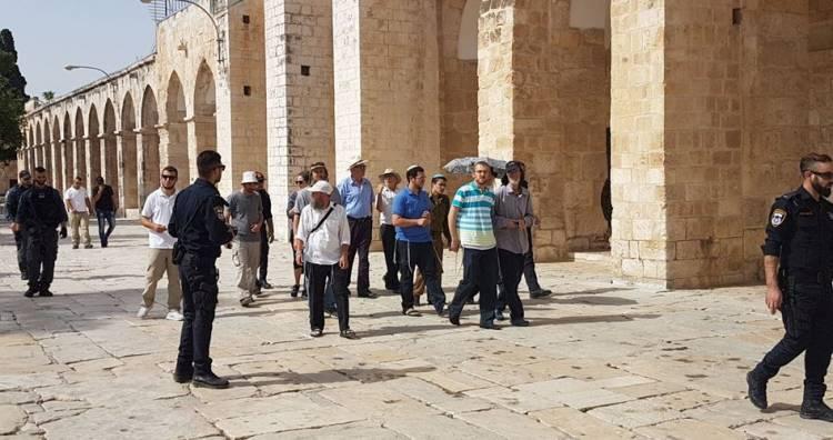 Polisi Israel Larang Adzan dari Masjid Al-Aqsha