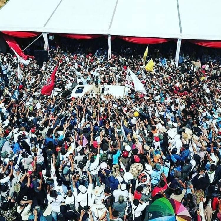 Pengamanan Agenda Prabowo Super Ketat, Tanpa ID Card Undangan Dilarang Masuk