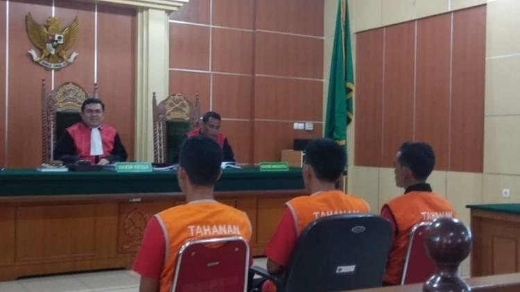 Larang Media Merekam Video, Hakim PN Jambi Bebaskan 3 Terdakwa Narkoba