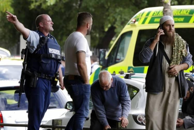 Diberondong Peluru Korban Tewas di Masjid Selandia Baru 49 Orang