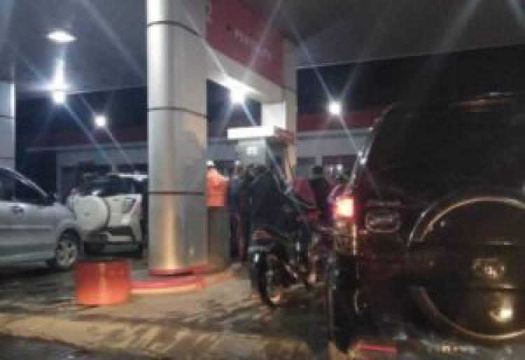 Lengkap Sudah Penderitaan Warga Kerinci, Listrik Mati BBM Pun Susah Dicari