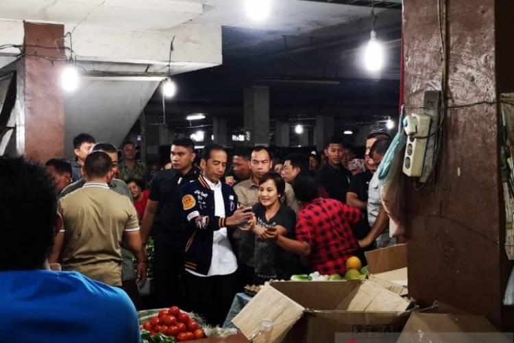 Rommy Dijebak, Jokowi: Saya Nggak Ngerti