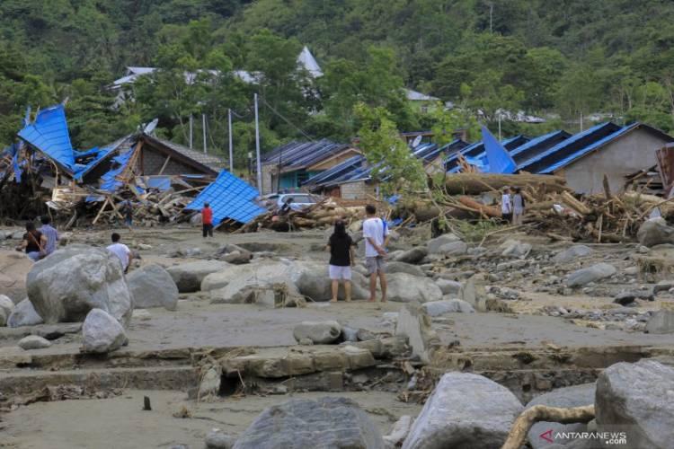 BNPB Sebut 79 Meninggal Akibat Banjir Bandang Jayapura