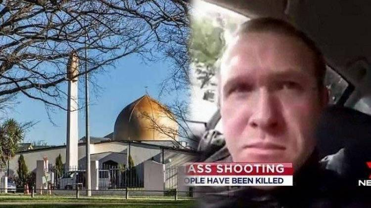 Rupanya Pelaku Penembak di Masjid Selandia Baru Beli Senjata di Internet