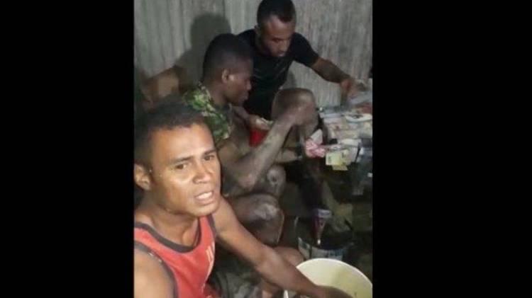 VIRAL di Medsos Tiga Prajurit TNI AD Cuci Uang Jutaan Rupiah