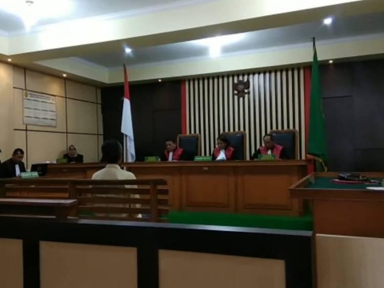 4 Terdakwa Kasus Pipanisasi Tanjabbar Divonis Penjara