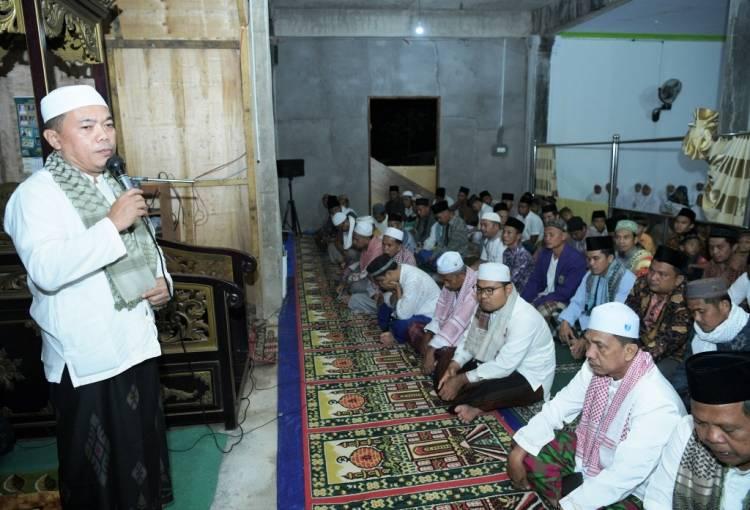 Launching GPS2B, Bupati Merangin: Saya Tidak Ingin Tinggalkan Generasi Tak Kenal Agama