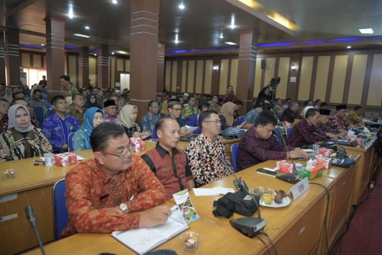 Buka Musrenbang RKPD 2020, Bupati: Kita Berharap Merangin Masuk Kawasan Pariwisata Strategis Nasional