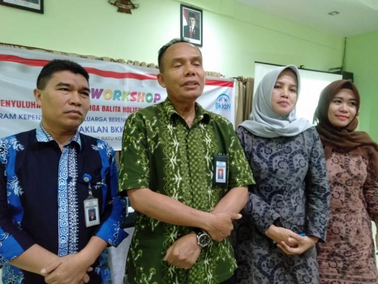 BKKBN Provinsi Jambi Gelar Workshop Penyuluhan BKB HI