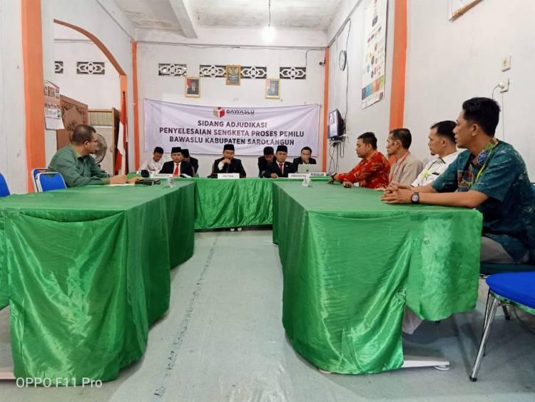 Tujuh Anggota DPRD Sarolangun akan Ajukan Gugatan ke PTUN