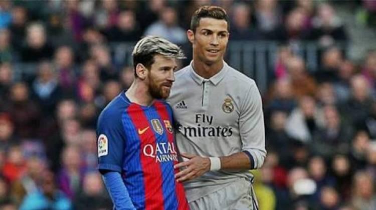 Messi Merindukan Ronaldo di Spanyol