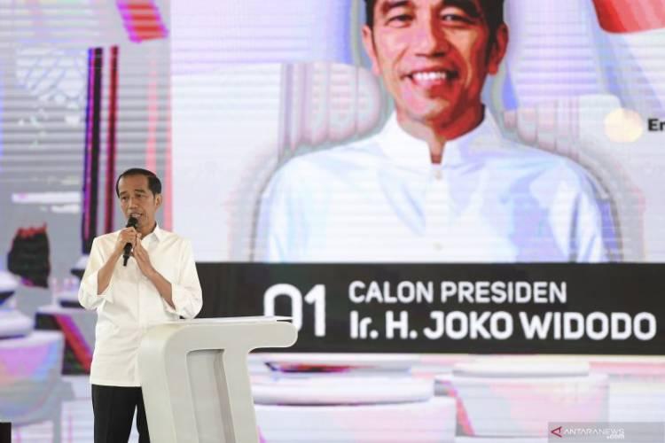 Ini Alasan Jokowi Indonesia Butuh Pemerintahan