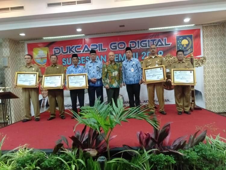 Hadapi Pemilu, Go Digital Wujudkan Administrasi Kependudukan di Jambi