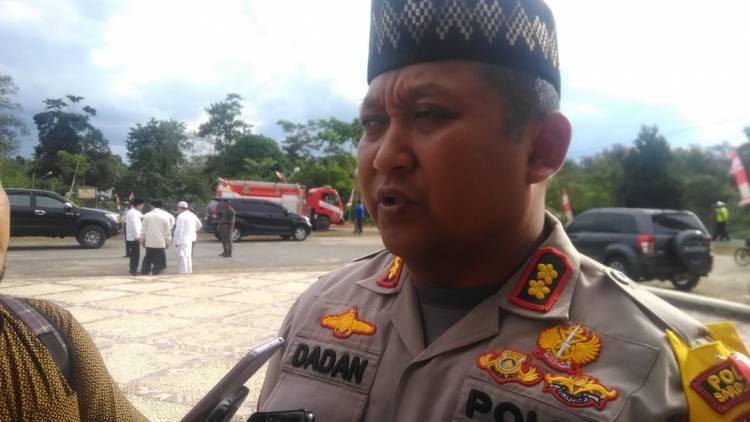 10 Saksi Pembakaran Aset PT Samhutani Diperiksa Polisi