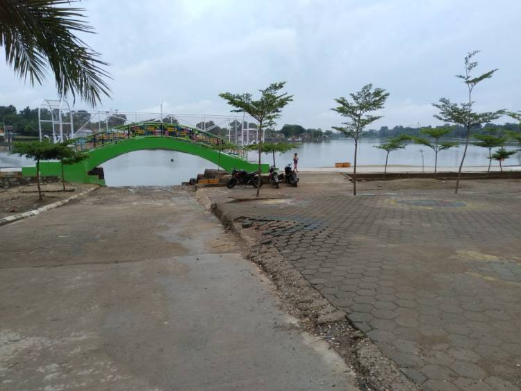 Sulap Danau Sipin Jadi Icon Jambi, Walikota Ingin Jadi Wisata Terintegrasi