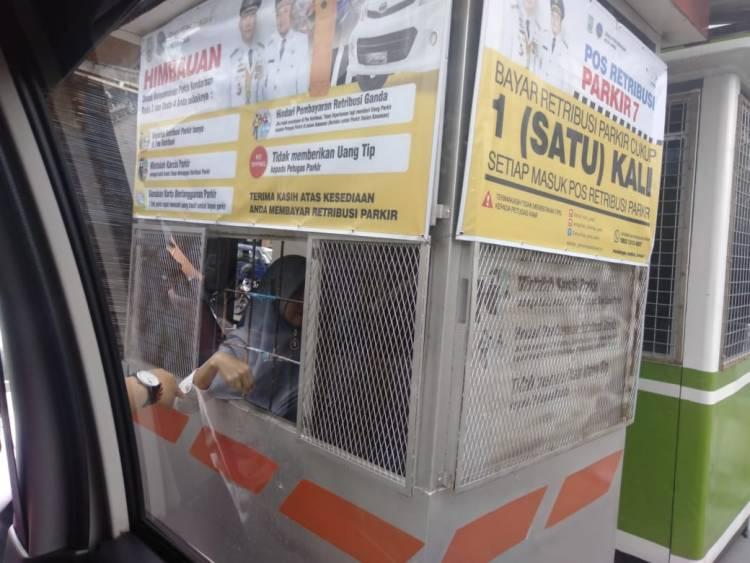 Parkir Liar di Pasar Ria, Kadishub: Jika Mukul Mobil atau Dirusak Biar Kita Proses