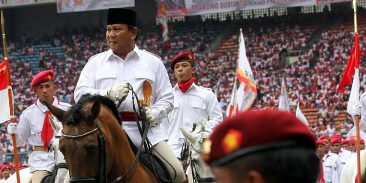 Panitia Klaim Kampanye Prabowo-Sandiaga di GBK Dihadiri 1 Juta Pendukung