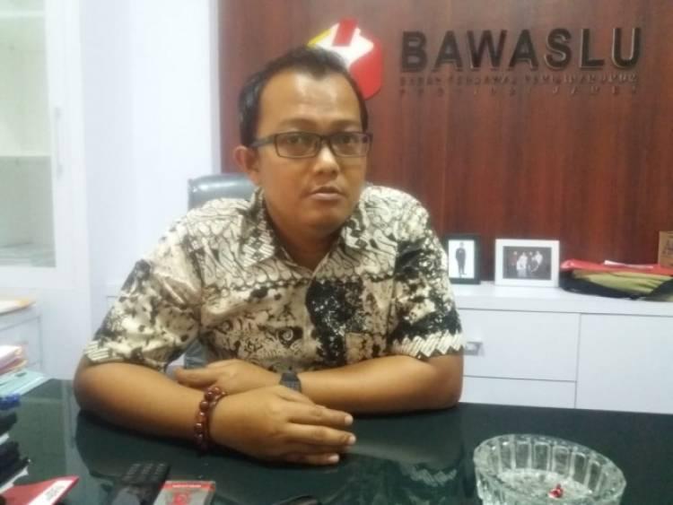 Antisipasi Politik Uang, Bawaslu Jambi Patroli Pengawasan Masa Tenang