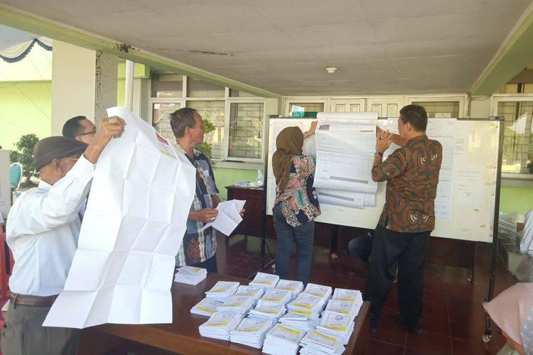 Bawaslu Solok Selatan Rekomendasikan PSU di 12 TPS