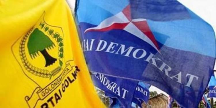 DPRD Provinsi Jambi, Golkar dan Demokrat Kejar-kejaran