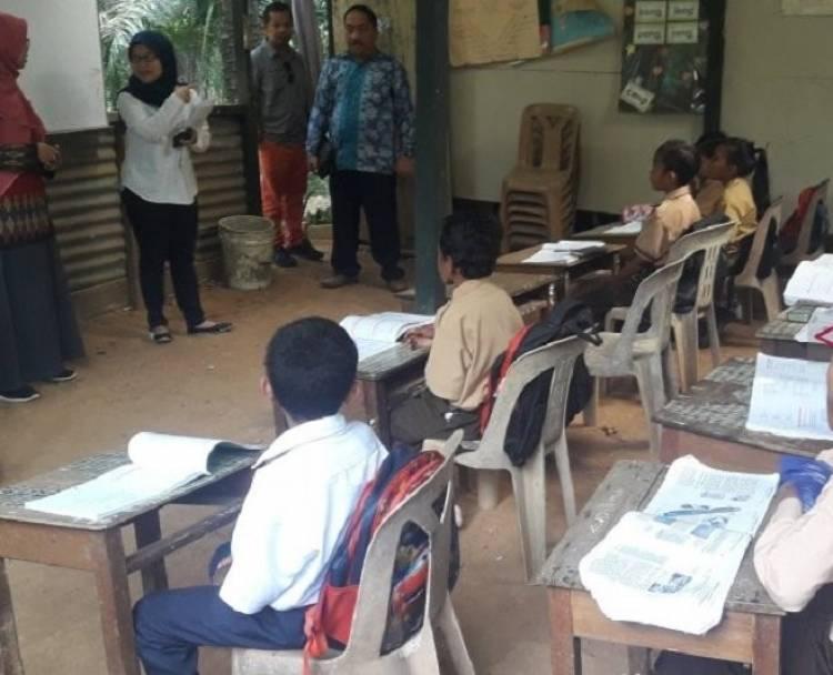 Ribuan Anak TKI Ikuti USBN di Negeri Sabah Malaysia