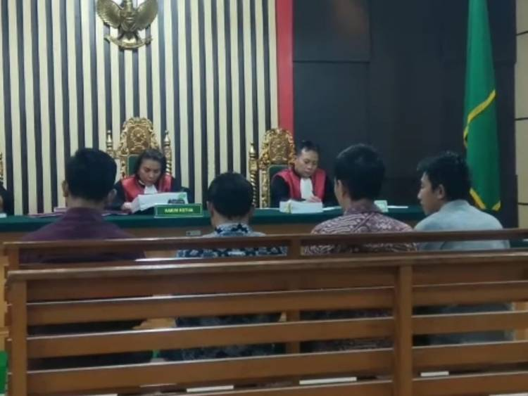 Terdakwa Pelaku Kredit Fiktif Ngaku Diperintah Bos Bank Mandiri Jambi