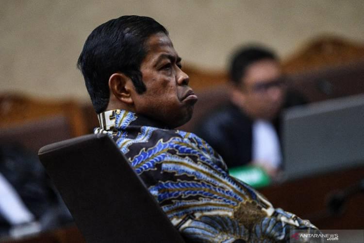 Soal Curhat Terdakwa, Hakim Tolak Seluruh Pembelaan Idrus Marham