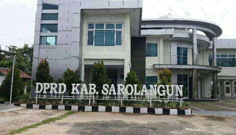 Lima Partai Ini Berebut Kursi Pimpinan DPRD Sarolangun