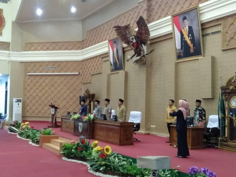 Ada Apa? Tujuh Kali Ketua DPRD Nasir Mangkir dari Rapat Paripurna