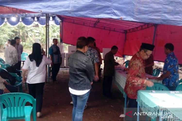 Warga Antusias Ikut PSU di TPS 163 Pulogebang Jakarta Timur, Eva: Pengin Aja Suara Saya Terhitung