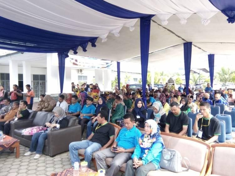 O2SN dan FLS2N Tingkat SMP Kabupaten Muarojambi Resmi Dibuka