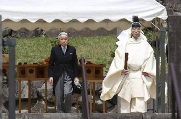 Kaisar Jepang Akihito Turun Tahta, Naruhito Naik Tahta