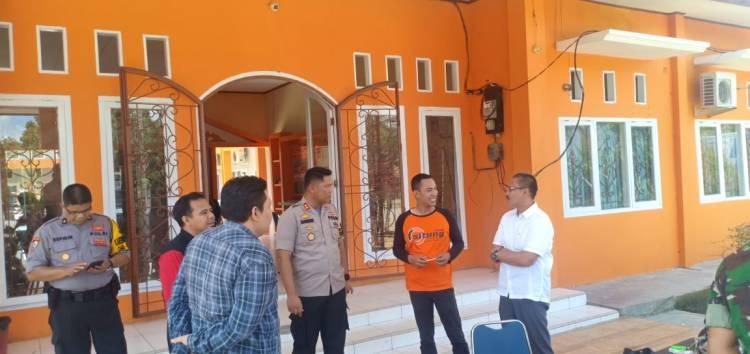 125 Aparat Turun Amankan Pleno Tingkat Kabupaten Muaro Jambi