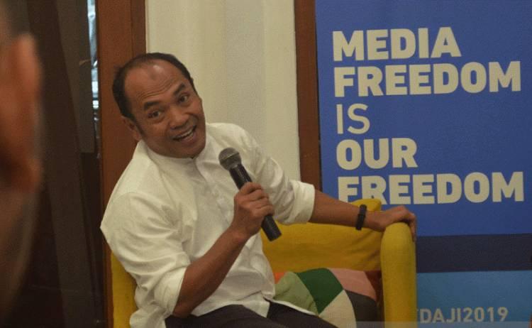 Dewan Pers: Tuntutan Perusahaan Media Buat Berita Sebanyak-banyaknya Hal Tak Masuk Akal