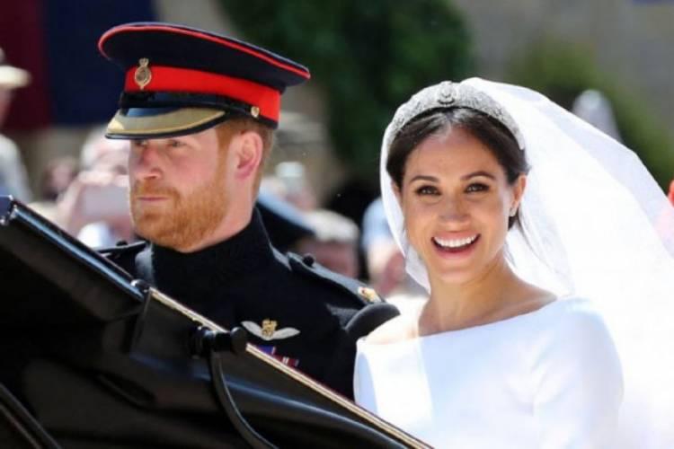 Istri Pangeran Harry Lahirkan Bayi Laki-Laki
