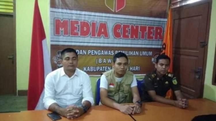 Kasus Dugaan Politik Uang Hasbi Ansori, Begini Kata Bawaslu Batanghari...