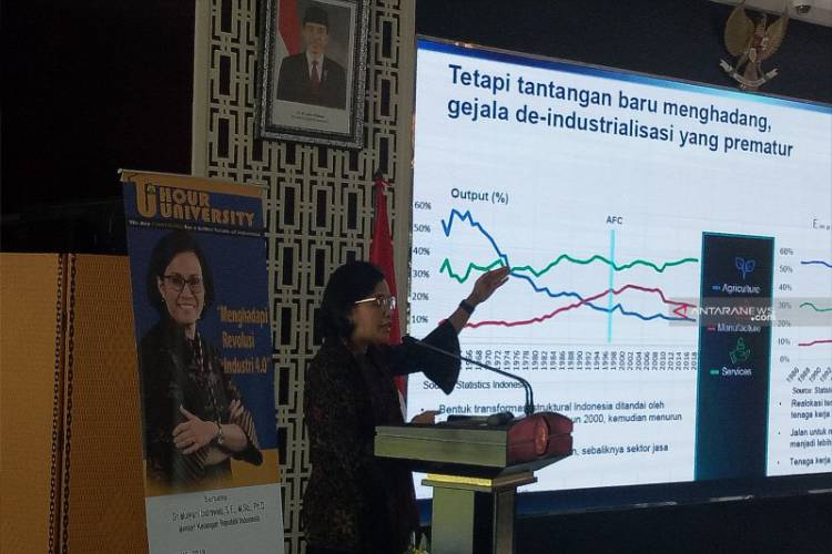 Defisit Neraca Perdagangan, Menkeu Sebut Pemicunya Pemilu dan Lebaran