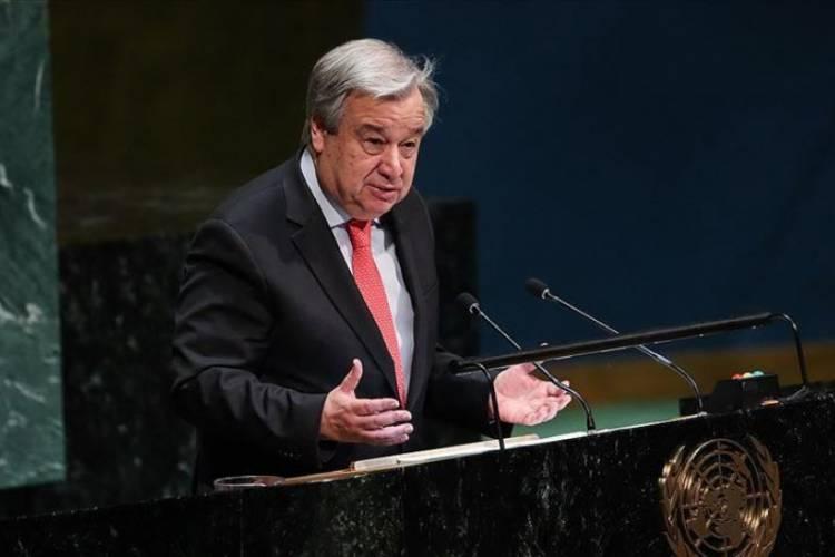 Korut Geram! Libatkan Sekjen PBB Soal Penyitaan Kapal oleh 'Gangster' AS